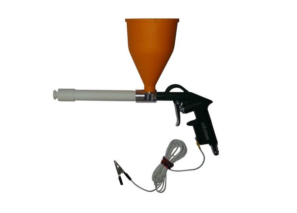 TESLA TRIBO Порошковый пистолет