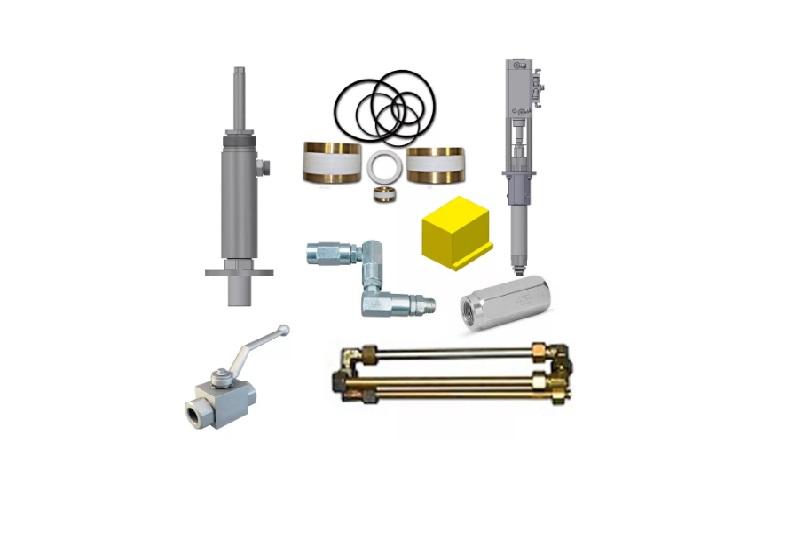 Запчасти и комплектующие для порошкового оборудования